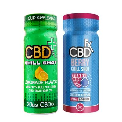 CBDfx CBD Chill Shot (200mg)